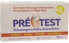 Hecht Pharma Pretest (2 Stück)