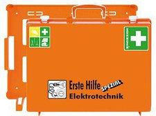 SÖHNGEN Verbandkasten Elektrotechnik orange 40 x 30 x 15 cm
