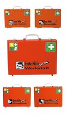 SÖHNGEN Erste-Hilfe-Koffer Kunststoffindustrie spezial