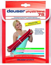 Schmidt-Sports Physio Band (111 104, rot)