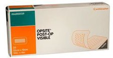 smith & nephew OpSite Post OP Visible 25 x 10 cm Verband (20 Stk.)