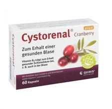Quiris Cystorenal Cranberry plus Kapseln (60 Stk.)