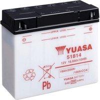 Motorradbatterie 12 V 18 Ah 51814