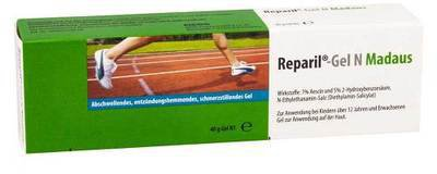 Madaus Reparil Gel N (40 g) (PZN: 04562982)
