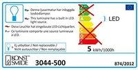 Konstsmide 3044-500 LED Schlauch