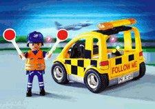 Playmobil 4319 Follow-me-Fahrzeug