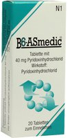 Dyckerhoff B 6 Asmedic Tabletten (20 Stk.)
