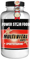 Powerstar Food Multi Vital Caps (100 Stk.)