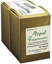 B & K Nutripharm Nopal Feigencactus Kapseln (120 Stk.)