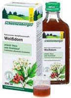 Schoenenberger Schoenenberger Weissdorn Saft Saft (200 ml)