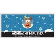 Meybona Schokoladenfabrik Weihnachtsgrüsser (100 g)