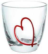 Guzzini Love Trinkglas 6er Set