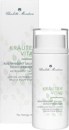 Charlotte Meentzen Kräutervital Adstringent Salvia Gesichtswasser