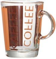 Ritzenhoff Flirt Kaffeebecher Glas 8x10x12cm rund