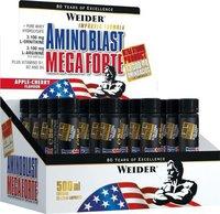 Weider Amino Blast Mega Forte Ampullen (20 x 25 ml)