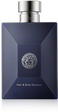 Versace pour Homme Hair & Body Shampoo (250 ml)