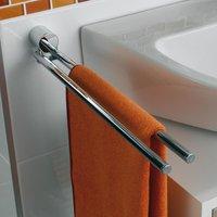 Emco rondo 2 Handtuchhalter drehbar 464 mm chrom
