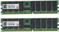 Transcend 4GB Kit DDR PC-2700 (TS4GSU9253) CL2,5