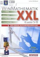 Topos WinMathematik XXL Die große Aufgabensammlung Klasse 5 - 13 (Win) (DE)