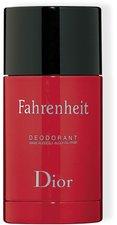 Christian Dior - Fahrenheit / Herrendeodorant