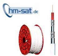 Edision Koaxialkabel 120 dB (100,0m)