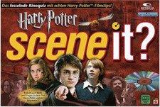 Scene It? Harry Potter - Kinoquiz mit DVD