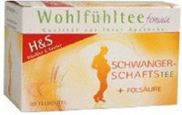 H&S H+S Schwangerschaftstee Filterbeutel Nr. 98 (20 Stk.)