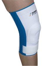Arthroven arthrosan Knie-Bandage mit Klettband Velcrofixierung - weiß Gr. M