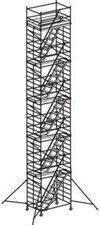 Hymer Treppenfahrgerüst mit Ausleger 6576 12