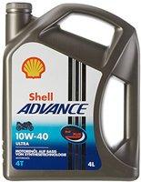 Shell Advance Ultra 4 10W-40 (4 l)