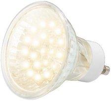 Monacor-International LED HLZLG-10F/WWS GU10 120 °