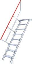 Hymer Treppe ohne Podest 2210 0818