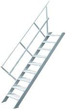Hymer Treppe ohne Podest 2211 0812