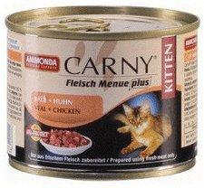 Animonda Petfood Carny Kitten Kalb & Huhn (200 g)