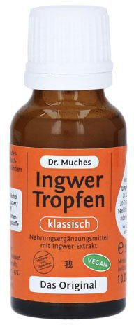 Dr. Muche Ingwertropfen (20 ml)