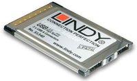 Lindy 2 x USB 2.0 Cardbus (51340)