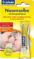 Zirkulin Nasensalbe mit Dexpanthenol (5 g) (PZN: 01909190)