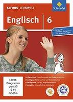 LÜK Alfons Lernwelt: Englisch 6 (Win) (DE)