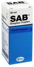 Kohlpharma Sab Simplex Suspension (30 ml) (PZNs: 04261163, 04162797)