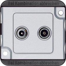 Merten BK-/Sat-Antennenstichdose
