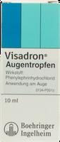 Eurim Visadron Augentropfen 0,125% (10 ml)