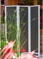 Leco Paravent als Sichtschutz 150x184 cm (5x Rahmen)