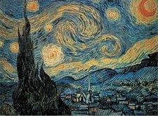Editions Ricordi Van Gogh - Sternennacht (250 Teile)