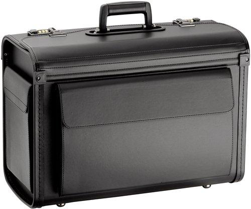d & n Lederwaren 2689 Business & Travel Pilotenkoffer