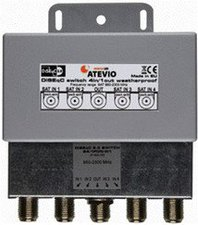 Atevio DiSEqC Switch 4/1
