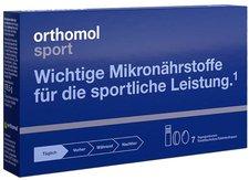 Orthomol Sport Trinkampullen (7 Stk.)