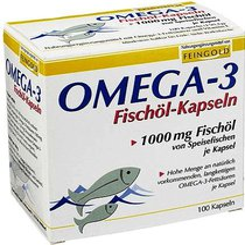 Burton Feingold Omega-3 Fischöl-Kapseln (100 Stk.)