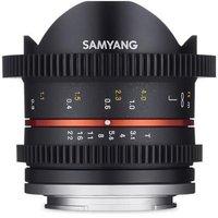 Samyang Fisheye 8mm f3.5 Sony