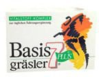 gräsler Basis 7 Gräsler plus Trinkfläschchen (15x10ml)