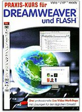 UIG Entertaiment Praxiskurs Dreavweaver und Flash (Win) (DE)